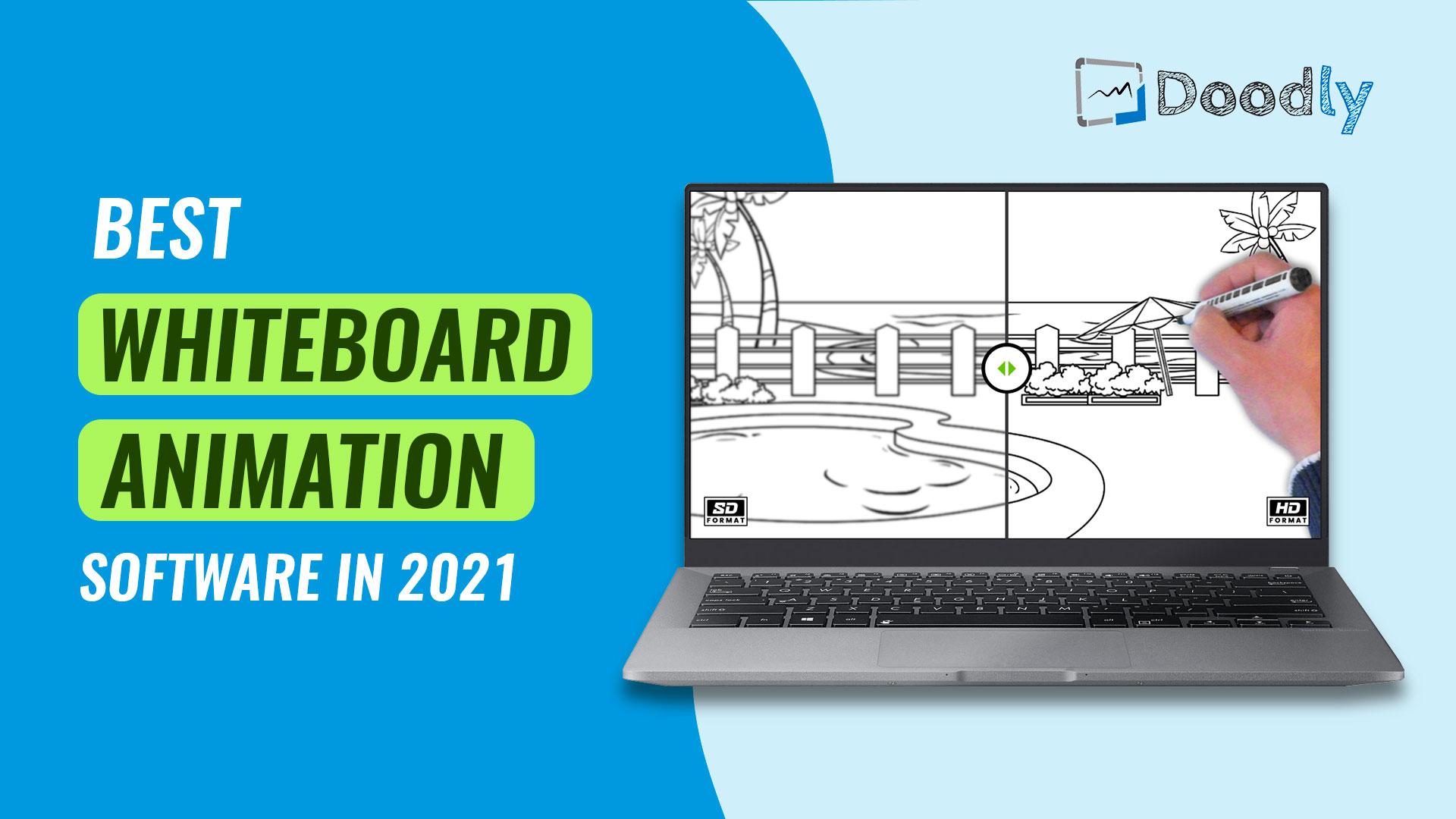 Best Whiteboard Animation Software